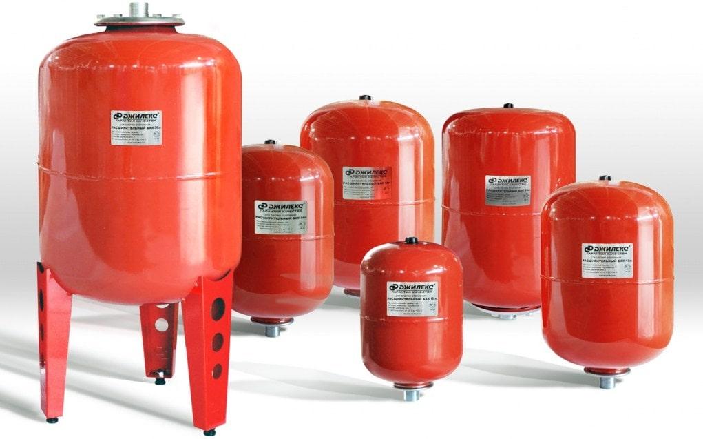 Как выбрать расширительные баки для водоснабжения и отопления-01